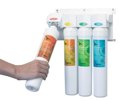 kwikchange reverse osmosis system