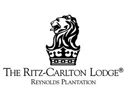 the ritz carlton lodge logo